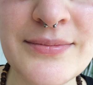 Septum Piercing,