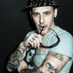 Robert Le Man Tattoo Artist bei Frollein M.