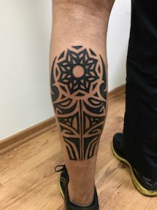 Maori Tattoo Wade