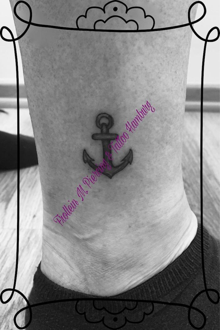 Minianker Tattoo