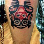 Frog Tattoo