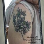 Birkenzweig Tattoo